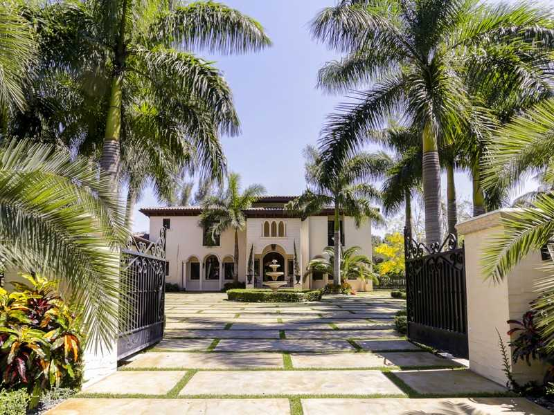 Miami Florida Luxury Homes For Sale