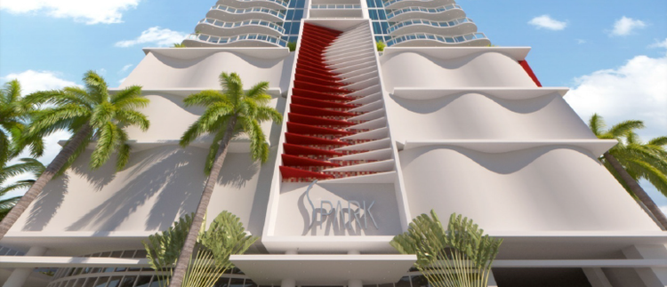 Developers Propose 28 Story Tower In Miami